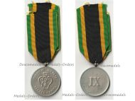 Germany WWI Saxe Weimar Military Service Decoration (Long Service Medal) 3rd Class for 9 Years 1913 1918