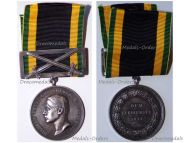 Germany WWI Saxe Weimar General Decoration War Merit with Swords Medal of Silver Class
