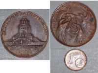 Germany Saxony WW1 Centenary Patriotic Association Leipzig Military Medal 1813 1913 German Decoration