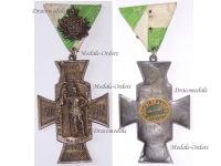 Germany Saxony Commemorative Cross for the Bicentennial 1709 1909 of the 4th Royal Saxon Infantry Regiment N.103 by Deschler