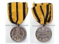 Germany Saxony WW1 Friedrich August Military Medal Merit Silver German Decoration Great War WWI 1914 1918