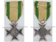 Germany Saxony Order Merit Silver Cross 2nd Model & Type 1911 1918 German Decoration