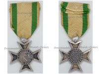 Germany Saxony Order Merit Silver Cross 2nd Model & Type 1911 1918 German Decoration