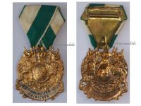 Germany Saxony WWI Veterans Association Membership Medal 1903 1920 Area of Hainichen