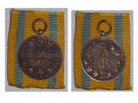 Germany Saxony WW1 Friedrich August Military Medal Merit Silver German Decoration Great War 1914 1918
