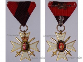 Germany WW1 Wurttemberg Commemorative War Cross Merit Army Veterans Association Military Medal German Great War 1914 1918