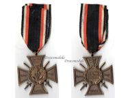 Germany Navy WW1 Flanders Cross Medal Marine Naval WWI 1914 1918 German Decoration Great War