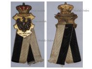 Germany WW1 Prussia Veterans Badge Collinghorst Hannover Military Medal WWI 1914 1918 Decoration Maker Lindner Munich