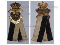 Germany WWI Prussia Veterans Association Badge of Collinghorst Hanover by Lindner