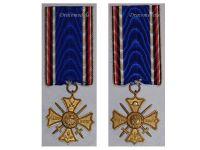 Germany WW1 Regimental Commemorative Cross Imperial Navy Veterans Military Medal German Decoration WWI 1914 1918
