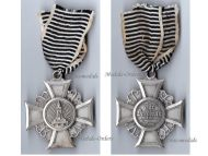 Germany WW1 Prussia Army Veterans Kyffhauser Cross 2nd Class Military Medal WWI German Decoration