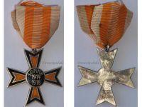 Germany WWI Somme Cross 1914 1918 1st type by Fleck & Sohn