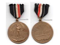 Germany WW1 Imperial Navy Tapferkeit Veterans Medal Marine Naval 1914 1918 German WWI Great War