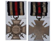 Germany Hindenburg Cross Maker BHL German WW1 Military Medal Honor 1914 1918 Great War