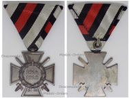 Germany Hindenburg Cross Austrian Combatants German WW1 Military Medal Honor 1914 1918 Great War