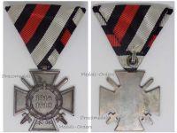 Germany Hindenburg Cross Austrian Combatants German WW1 Military Medal Honor 1914 1918 Great War