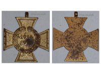 Germany Hindenburg Cross Non Combatants German WW1 Military Medal Honor 1914 1918 Great War