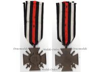 Germany Hindenburg Cross Combatants Maker O10 German WW1 Military Medal Honor 1914 1918 Great War