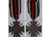 Germany Hindenburg Cross Maker O9 German WW1 Military Medal Honor 1914 1918 Great War