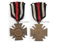 Germany Hindenburg Cross Maker PSL German WW1 Military Medal Honor 1914 1918 Great War