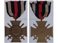 Germany Hindenburg Cross Maker St&L German WW1 Military Medal Honor 1914 1918 Great War