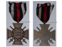 Germany Hindenburg Cross Maker WK German WW1 Military Medal Honor 1914 1918 Great War