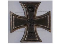 Germany Iron Cross 1914 EK1 Maker KAG German WW1 Medal Decoration Merit Prussia 1918 Great War