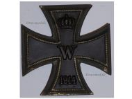Germany Iron Cross 1914 EK1 Maker WS German WW1 Medal Decoration Merit Prussia 1918 Great War
