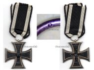 Germany Iron Cross 1914 EK2 Maker D German WW1 Medal Decoration Merit Prussia 1918 Great War