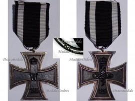 Germany Iron Cross II Class 1914 EK2 Maker M German WWI Medal Decoration Merit Prussia 1918 Great War