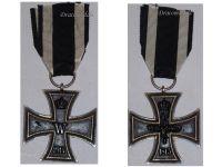 Germany Iron Cross 1914 EK2 Maker W German WW1 Medal Decoration Merit Prussia 1918 Great War