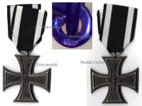 Germany WWI Iron Cross 1914 2nd Class by Maker We