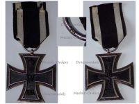 Germany Iron Cross 2nd Class 1914 EK2 Maker M German WWI Medal Decoration Merit Prussia 1918 Great War