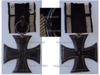 Germany Iron Cross 2nd Class 1914 EK2 Maker N German WWI Medal Decoration Merit Prussia 1918 Great War