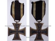Germany Iron Cross 1914 EK2 Maker CD 800 German WW1 Medal Decoration Merit Prussia WWI 1918 Great War