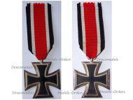 NAZI Germany WWII Iron Cross 2nd Class 1939 Maker 33