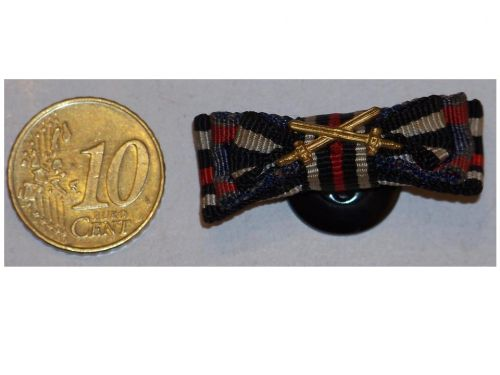 Germany WW1 Iron Cross EK2 Oldenburg Merit Friedrich August FA2 Military Medals Lapel pin 1914 1918 German