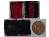 NAZI Germany WW2 Sudetenland 1 October Austria Austrian Anschluss Annexation 13 March 1938 Medals Ribbon Bar German WWII 1939 1945