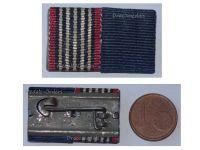 Germany WWI Prussia Merit Cross War Effort Aid Long Military Service Medal Ribbon bar WW1 1914 1918 Decoration German