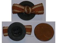 NAZI Germany WW2 Westwall Atlantic Wall Military Medal Ribbon Lapel pin boutonniere Wehrmacht German 1940