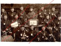 Germany WW1 Machine Gun MG Company IR 31 Infantry Reg Graf Bose Photo Soldiers Officer German Photograph 1911