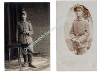 Germany WW1 Photo NCO Artillery Sword Portapee Spiked Helmet Pickelhaube Photograph 1914 1918 Great War