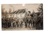 Germany WW1 Photo German Austrian Soldiers NCO Iron Cross 1st Class Photograph 1914 1918 Great War