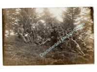 Germany WW1 photo Submarine Sailor Imperial Navy Soldiers U-boat Cap German Army Great War 1914 1918