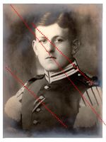 Germany WW1 photo Grenadier Guard Kaiser Franz Joseph Regiment Iron Cross EK2 Prussia 1914 1918 Great War