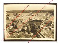 NAZI Germany WW2 photo Artillery A/T Guns 1939 1940 Grenadier Reg 317 Advance Wehrmacht Blitzkrieg France Belgium photograph