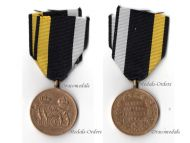 Germany Prussia 2nd Schleswig War 1864 Commemorative Medal for Combatants