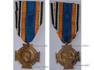 Germany Alsen Assault Cross 1864 War Prussian Military Medal 2nd Schleswig War vs Denmark German Award Decoration