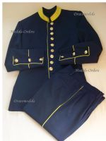 Greece Officer Cadet Uniform Hellenic Military Academy Evelpidon Greek Army 1985 1995 SSE