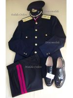 Greece Officer's Uniform Ceremonial Major Field Artillery Air Defense Defence Hellenic Army Greek 1995 2008